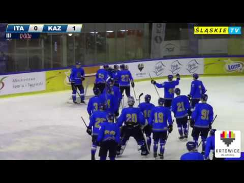 EIHC: Italy - Kazakhstan 0:1