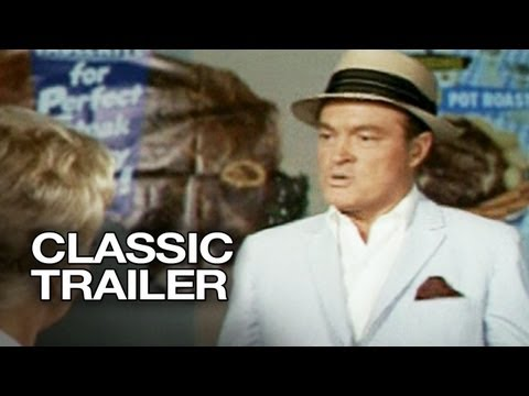 Bachelor in Paradise (1961) Official Trailer #1 - Bob Hope Movie HD