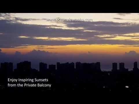 Luxury Hawaiian Vacation Rental - Ocean View Honolulu - Hawaii