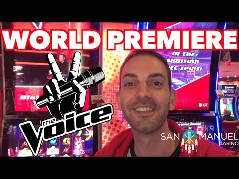 🌎 World Premiere of THE VOICE 🎼  San Manuel Casino featuring the Swon Brothers! #ad