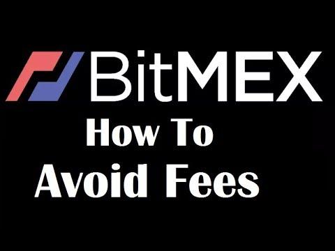 Eliminating Bitmex Fees