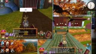 Wizard 101 - The Test Realm and the Live Realm Meet!!!!!