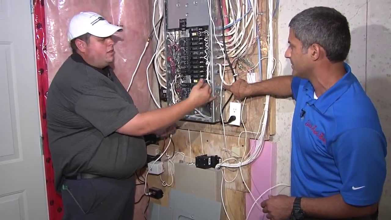 medium resolution of season 3 episode 10 electrical whole home surge protector december 2013 youtube