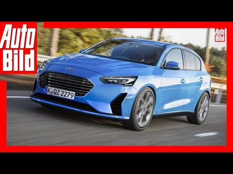 Novo Ford Focus 2018 >> Ford Focus 2018 Neuer Focus Startet Ab 2018 Youtube