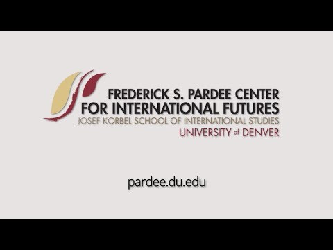 Pardee Center for International Futures Forecasts Trends in Latin America