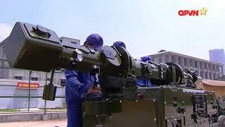Việt Nam hiện đại hóa pháo 57mm, tự động ngắm bắn không cần pháo thủ