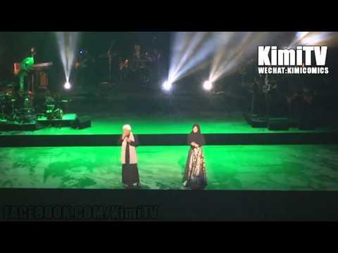 SITI NORDIANA - Takdir Ft Opick LIVE (24/12/2015)