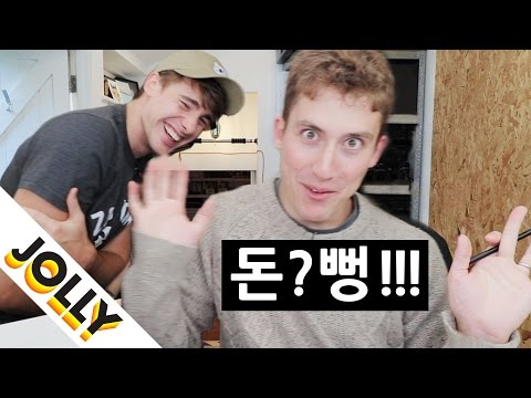 🇰🇷 OLLIE MEETS A KOREAN GANGSTER!!