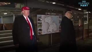 Beste Freunde für immer! Trump und Kim Jong-un