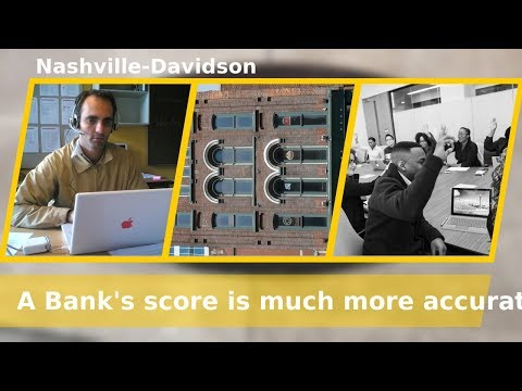 Nashville-Davidson TN/Consumer INdebtedness/BQ Experts/Different Credit Scores