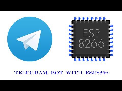 Telegram Bot with ESP8266 - Arduino Project Hub