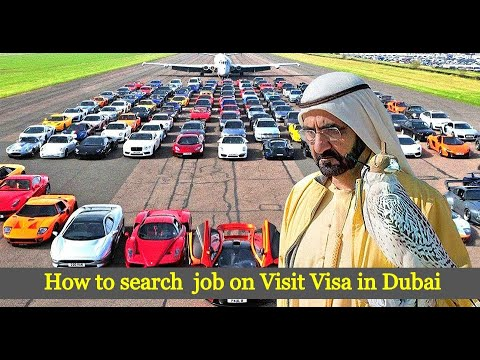 Important about Visit to Employment job in Dubai