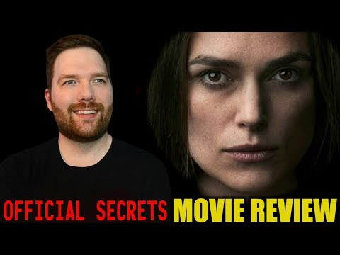 Official Secrets - Movie Review