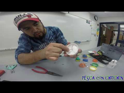 Cebador para pescar(CARPAS) Cebador casero para pescar muchas carpas