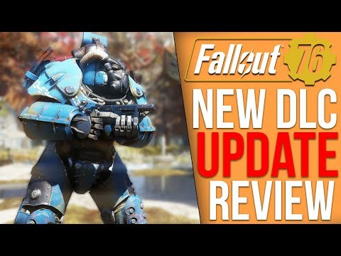Fallout 76 Just Got its First DLC Update in Months, but is it any good?