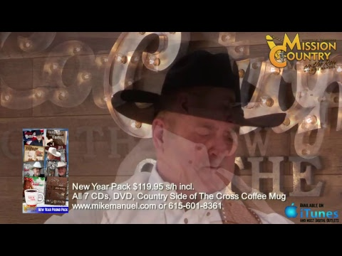 MISSION COUNTRY on the Row with MIKE MANUEL#21: Live Interactive Music Show Featuring the Origina...