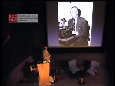 Llyfrgell Genedlaethol Cymru:Noson yng nghwmni Rory Cellan-Jones/An evening with Rory Cellan-Jones