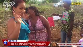 ENTREVISTA COMPLETA A LA MUJER DE MODOFOKI MAKUACHU (Rosa Ines) POR TROMPO LOCO