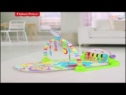 Fisher Price Musical Play Gym Play Mat