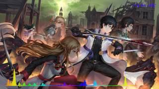 Video nightcore - Delete [Yuna] Sword art online movie Ordinal scale download MP3, 3GP, MP4, WEBM, AVI, FLV Desember 2017