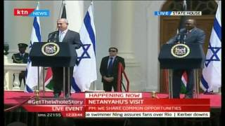 Israeli PM Benjamin Netanyahu's [FULL SPEECH] in Nairobi, Kenya