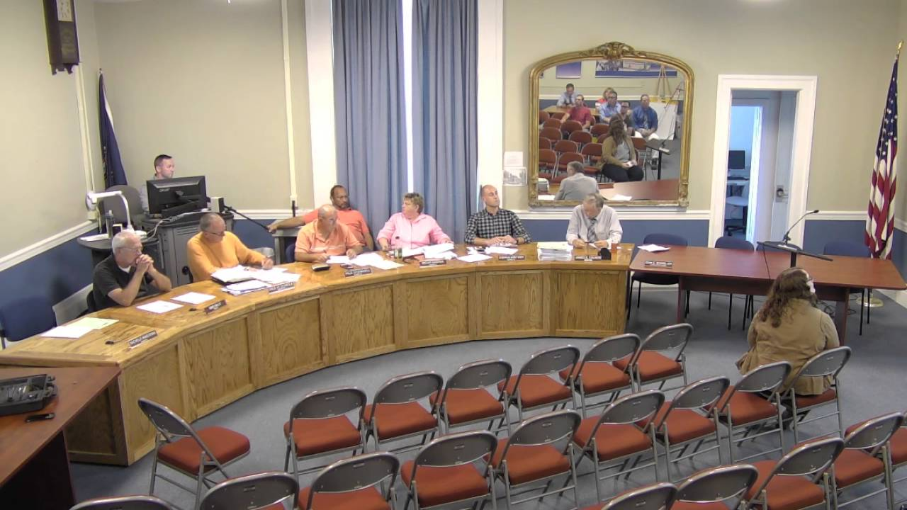 City of Plattsburgh, NY Common Council  9-15-16
