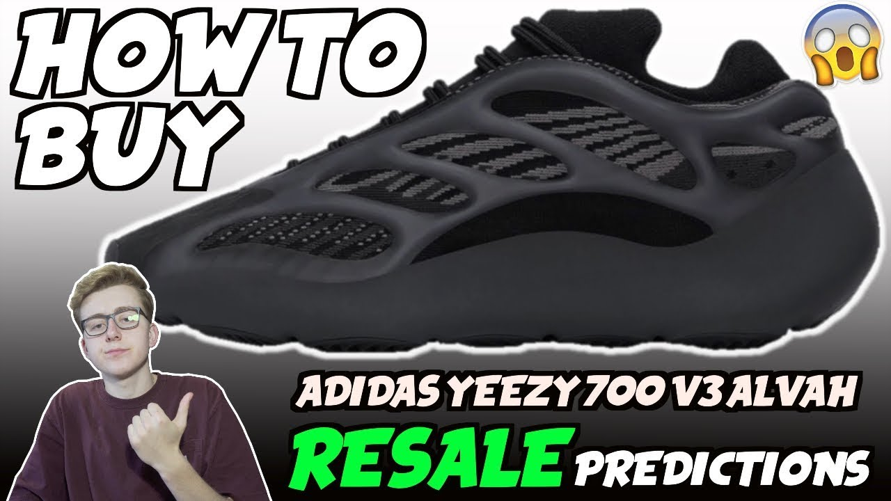 HOW TO BUY Adidas Yeezy 700 V3 \