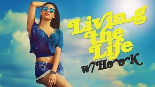 HIP HOP INSTRUMENTAL WITH HOOK [The Game Type Beat] Free Rap Instrumental | Livin The Life