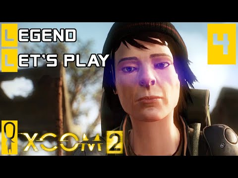 XCOM 2 - Part 4 - Retaliation, Operation WAR Hound - Let's Play - XCOM 2 Gameplay [Legend Ironman]