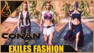 Conan Exiles Female Armor Sets - ccwlounge com