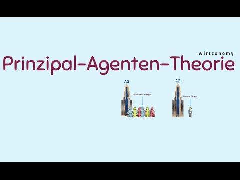 Prinzipal-Agenten-Theorie Kurz Und Knapp Erklärt | Beispiel | Wirtconomy