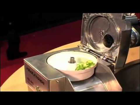 Robot coupe corta hortalizas cl50 gourmet youtube - Coupe pomme de terre pour frite ...