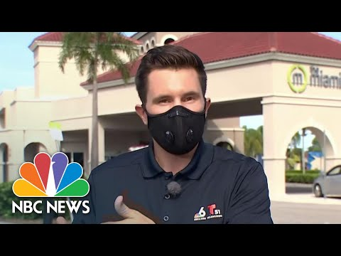 Florida Planning To Reopen Schools In August Despite Surge In Cases   NBC News NOW