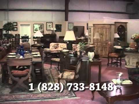 Consignment Cottage Warehouse, High End Furniture & Antiques; Newland, North Carolina
