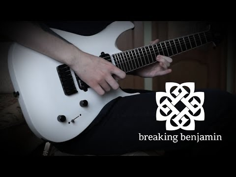 Breaking Benjamin - Psycho (Guitar Cover w/Solo)