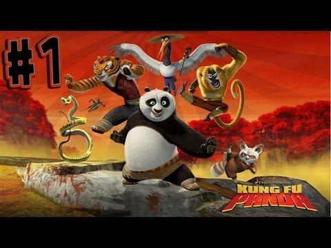 Kung Fu Panda - Walkthrough - Part 1 - Po's Dream (PC) [HD]