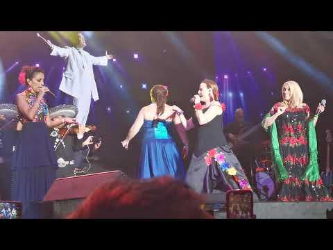 Pandora Y Yuri En Vivo Concierto Lima 2019