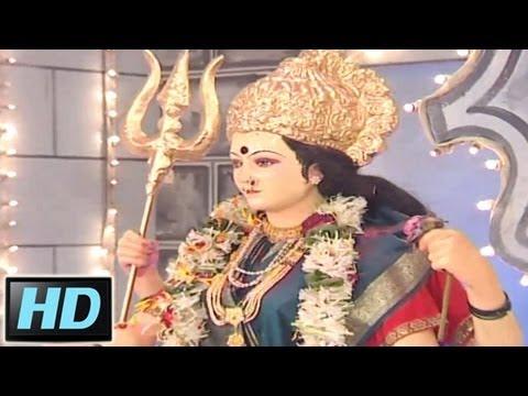 Durge Durgat Bhari, Devi Aarti - Marathi Devotional Song