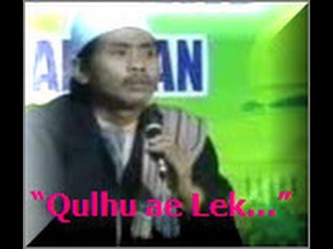 """Ceramah LUCU KH Anwar Zahid  """"Qulhu Ae Lek.."""""""