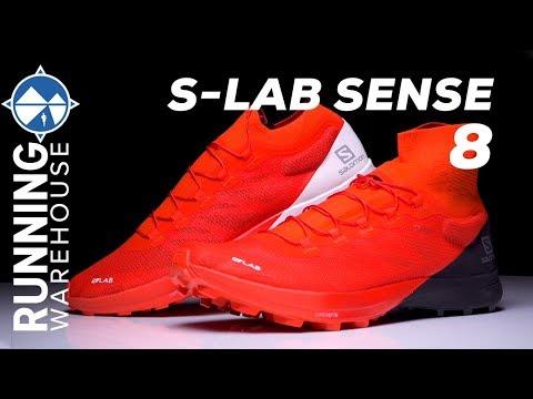 New 2020 Salomon S-Lab Racing Shoes   S-Lab Sense 8 And S-Lab Sense 8 SG