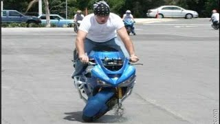 Best Motorcycle Fails Wins Compilation 2017 - Funny video Wheelies & crashes