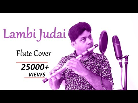 Lambi Judai - Flute Cover Instrumental - Full Song - Hero Movie - Divine Bansuri