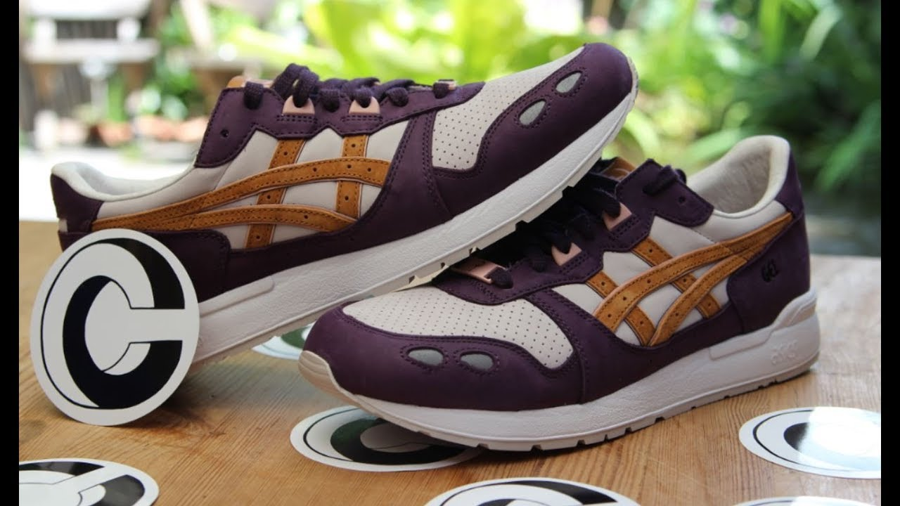 new product ff3cd e1517 ASICSTIGER X PATTA GEL-LYTE OG Unboxing/Review #MTS