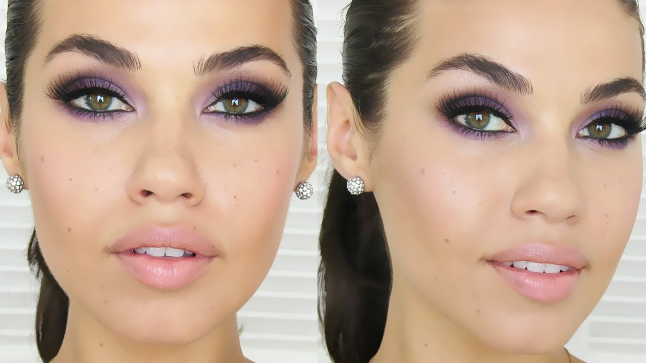 Wedding makeup looks for hazel eyes