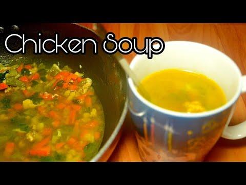 Chicken Soup|Chicken Stew | Healthy Chicken Recipes| Diet Special Chicken Soup|5 Minutes Chicken