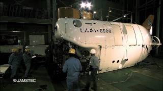 有人潜水調査船_しんかいの系譜