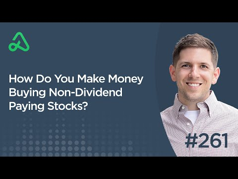 How Do You Make Money Buying Non-Dividend Paying Stocks? [Episode 261]