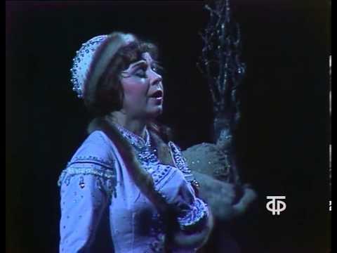 Опера Снегурочка. Телетрансляция. Opera Snow Maiden (Rimsky-Korsakov).