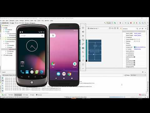 How To Create Virtual Device (AVD) Emulator Android Studio And Run App - 2019
