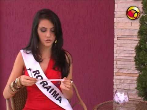 Moara Albuquerque - Miss Roraima 2010